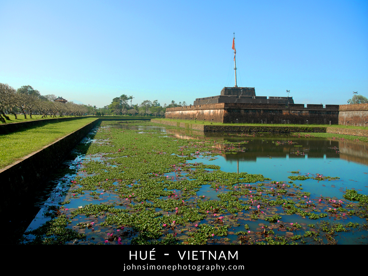 A photo-essay by John Simone Photography on Hue, Vietnam