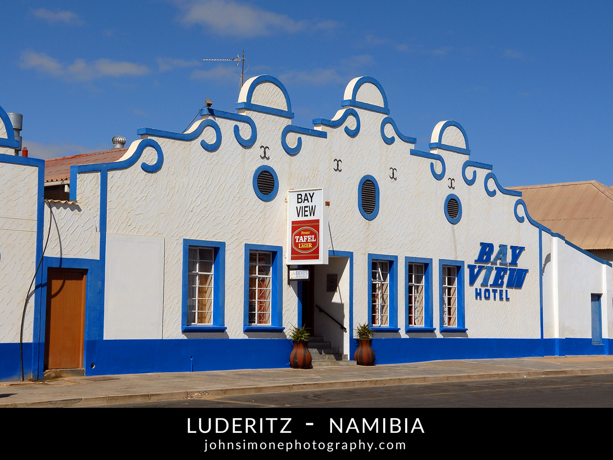 A photo-essay by John Simone Photography on Luderitz, Namibia